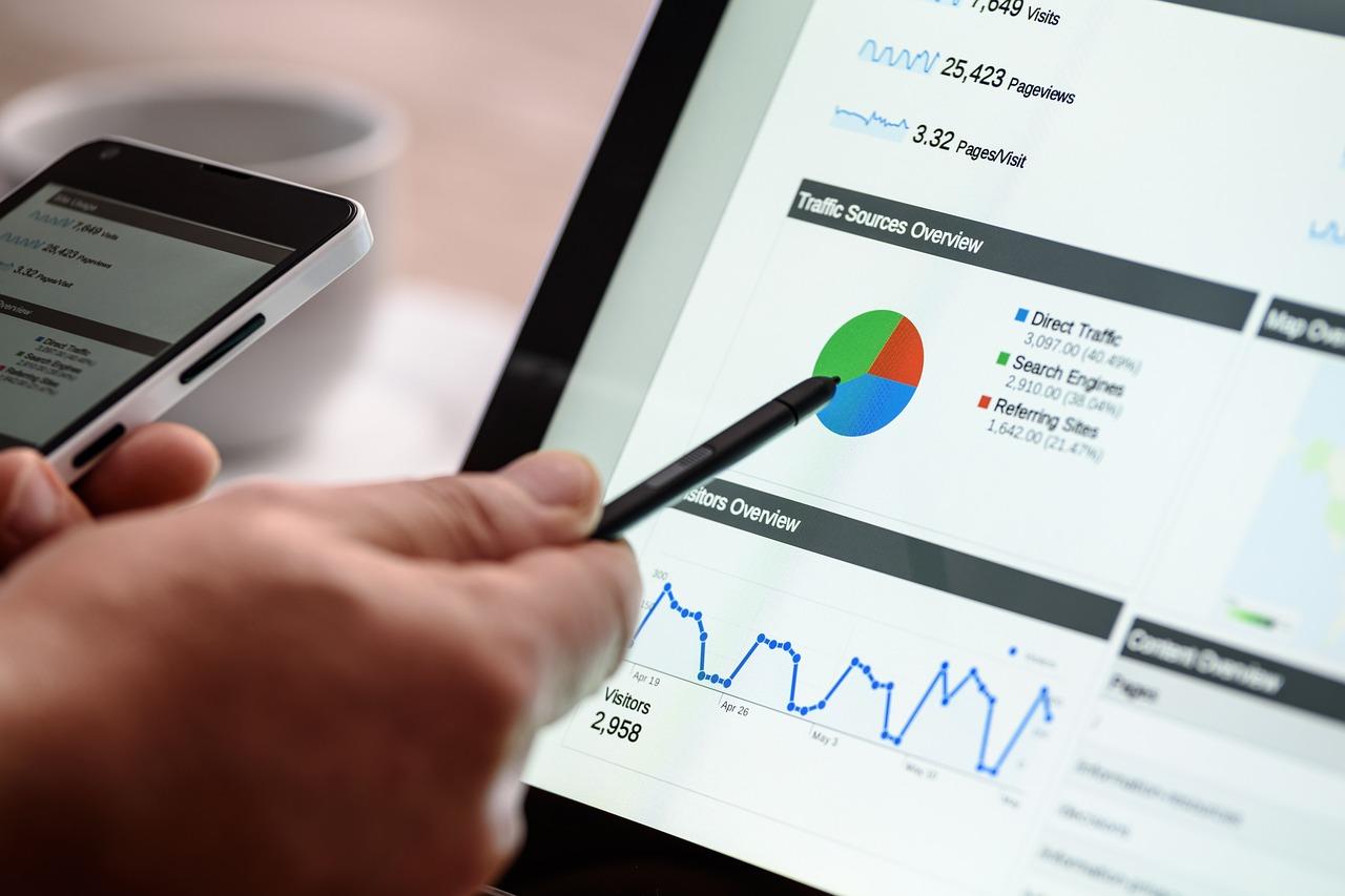 ホームページのアクセス履歴で潜在顧客の本音の声が見える