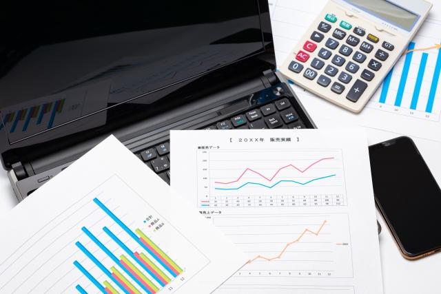 不動産の集客データ