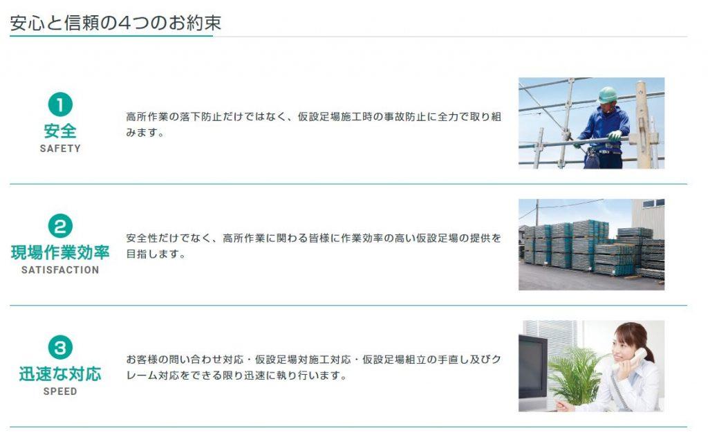 建設業のホームページ営業